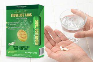 Bioveliss Tabs - jak stosować - działanie - efekty