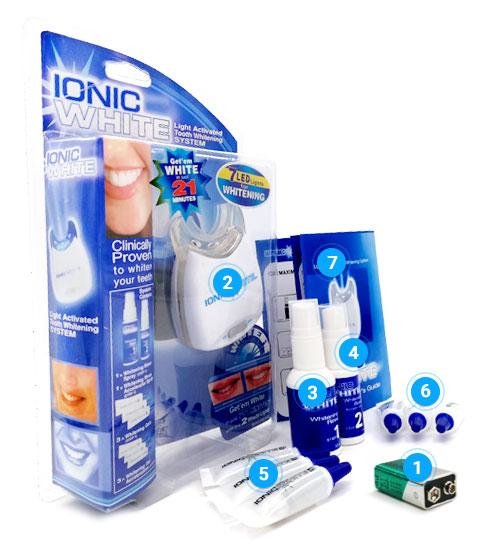 Ionic white - jak stosować - Forum - skład- ceneo - efekty - sklep