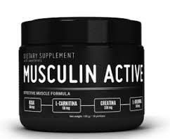 Musculin Active - opinie - Polska - producent - Ceneo - gdzie kupić - allegro