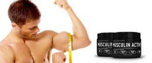 Musculin Active - efekty - Działanie - skład