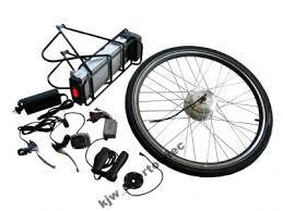 Zestaw elektryczny do roweru