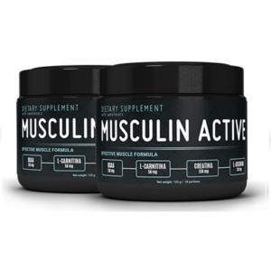 Musculin Active - gdzie kupić - czy warto - Polska