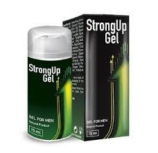 StrongUp Gel - działanie - cena - ceneo