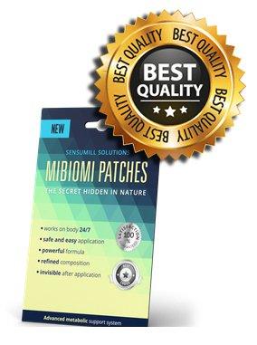 Mibiomi Patches - opinie - skład - forum