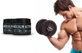 Musculin Active - allegro - apteka - sklep