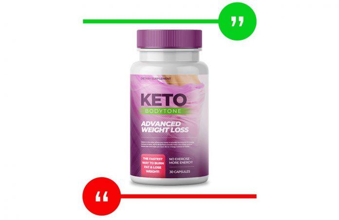 KETO BodyTone - allegro - sklep - advanced weight loss
