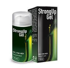 StrongUp Gel- skład - efekty - Apteka - gdzie kupić - Opinie - Cena
