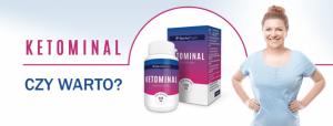 Ketominal Slim - skład - cena - jak stosować