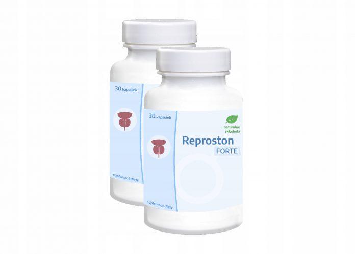 Reproston Forte - gdzie kupić - czy warto - jak stosować