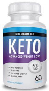 Keto Original Diet - Advanced Weight Loss - do odchudzania - allegro - gdzie kupić - forum